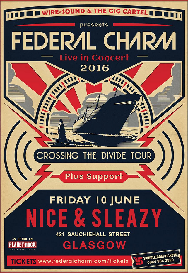 Federal Charm + Guests