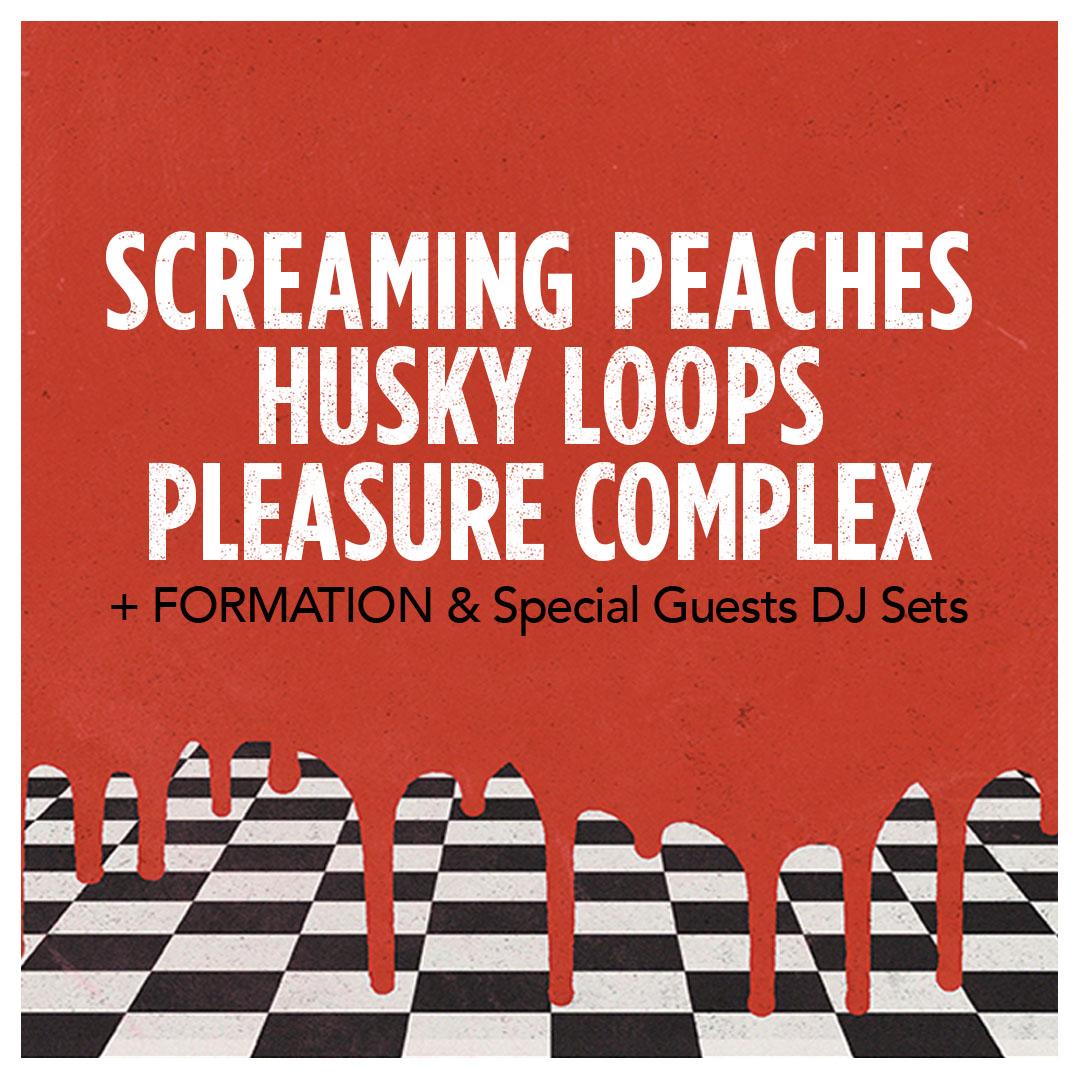 Screaming Peaches