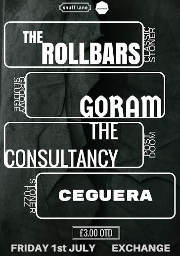 The Rollbars
