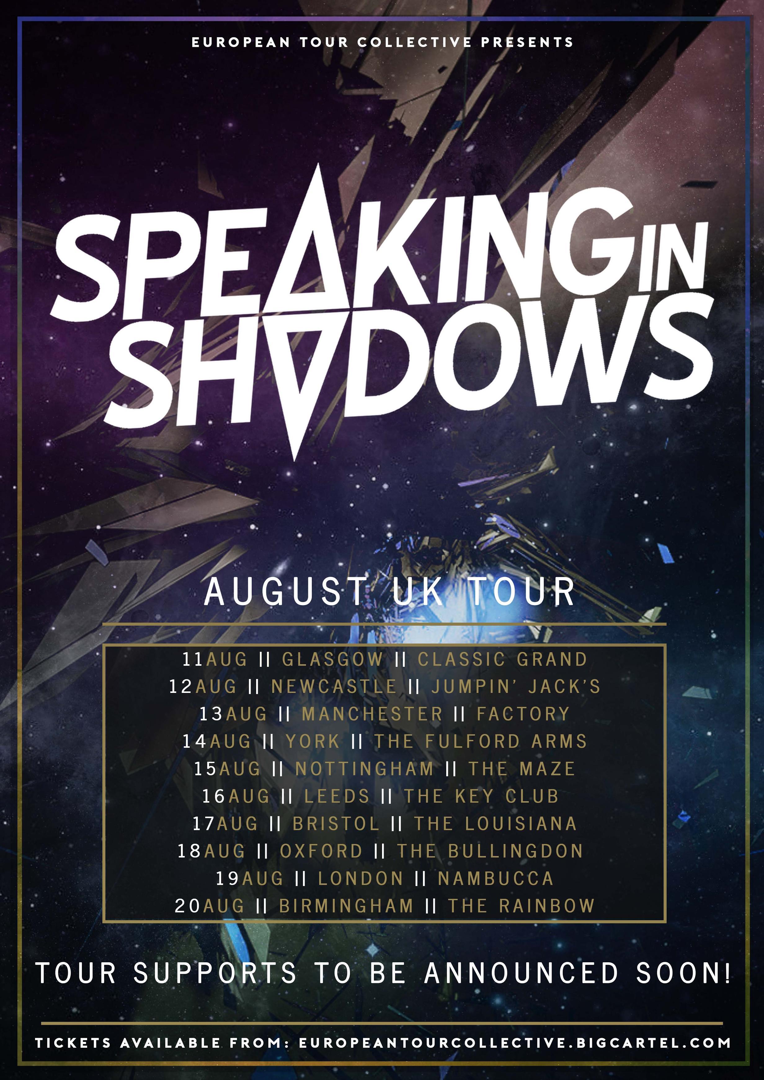 Speaking in Shadows
