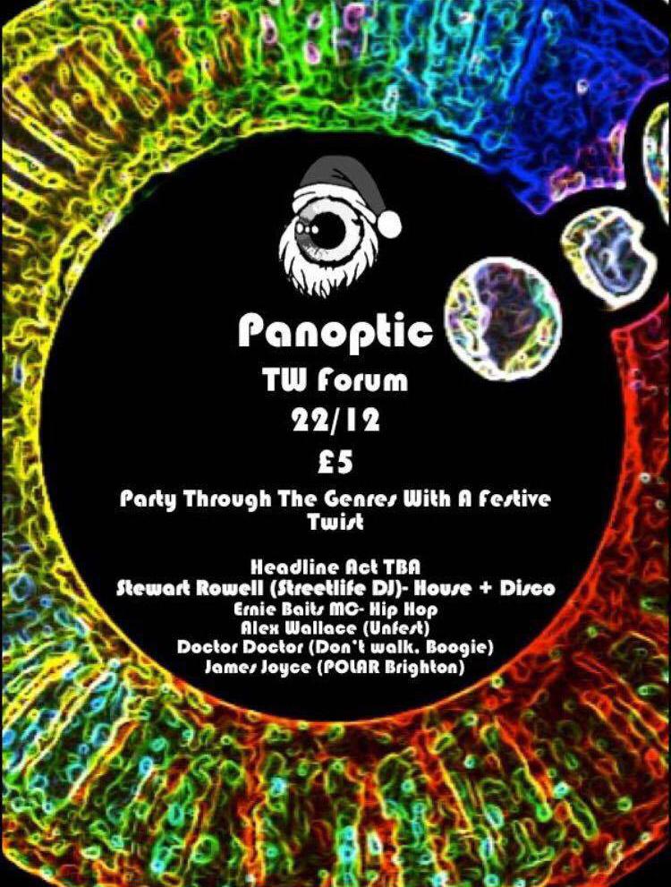 Panoptic Xmas Party