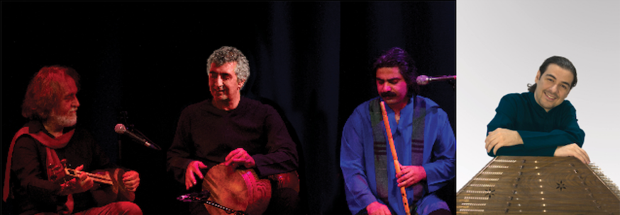 SEASON OF MUSIC FROM IRAN: The Art of Instrumental Music
