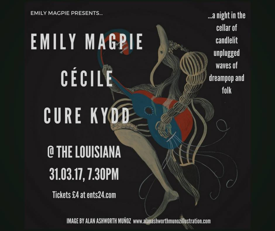 Act In The Cellar : Emily Magpie