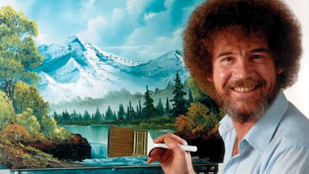 The Great Bob Ross Off