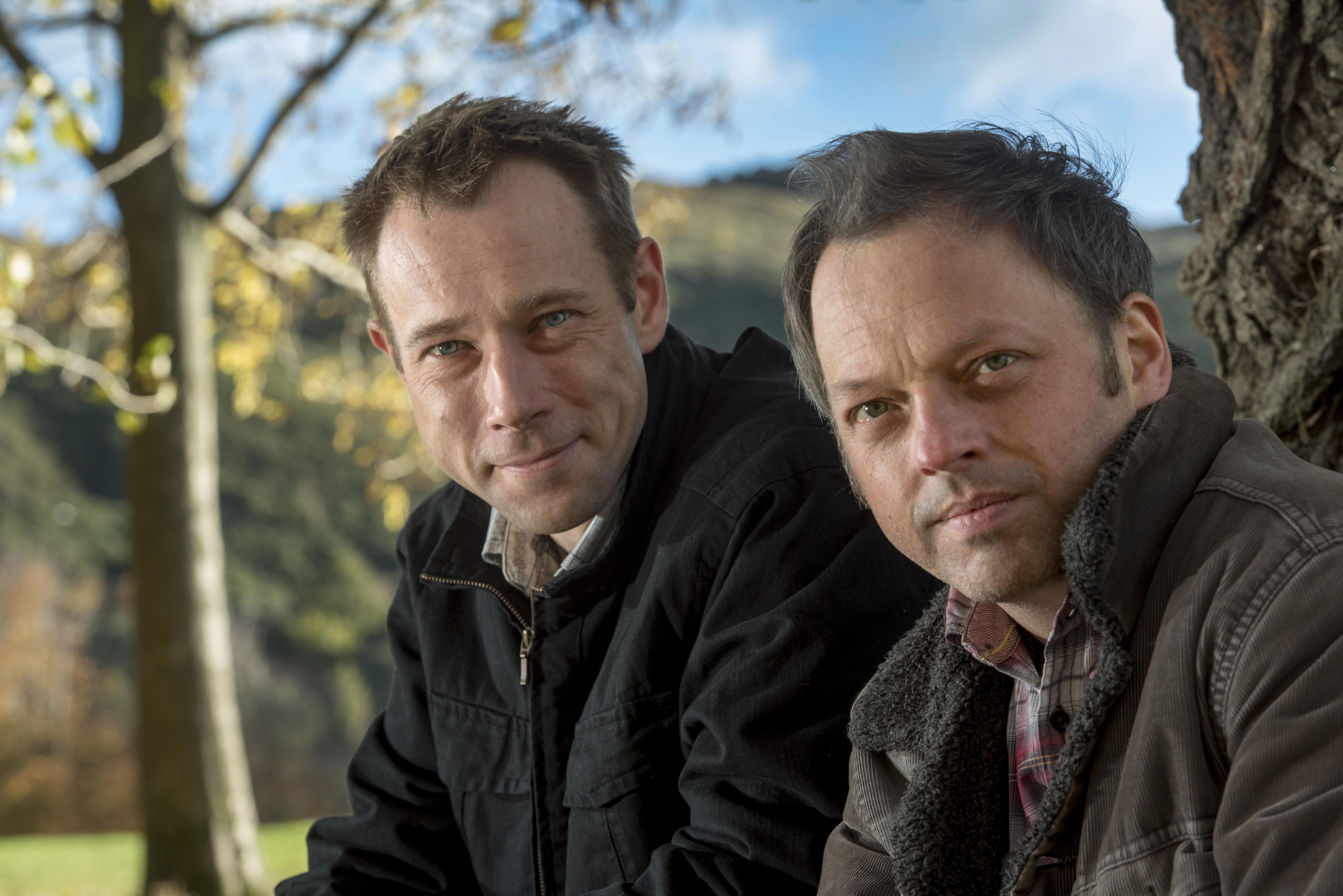Fraser Fifield & Graeme Stephen