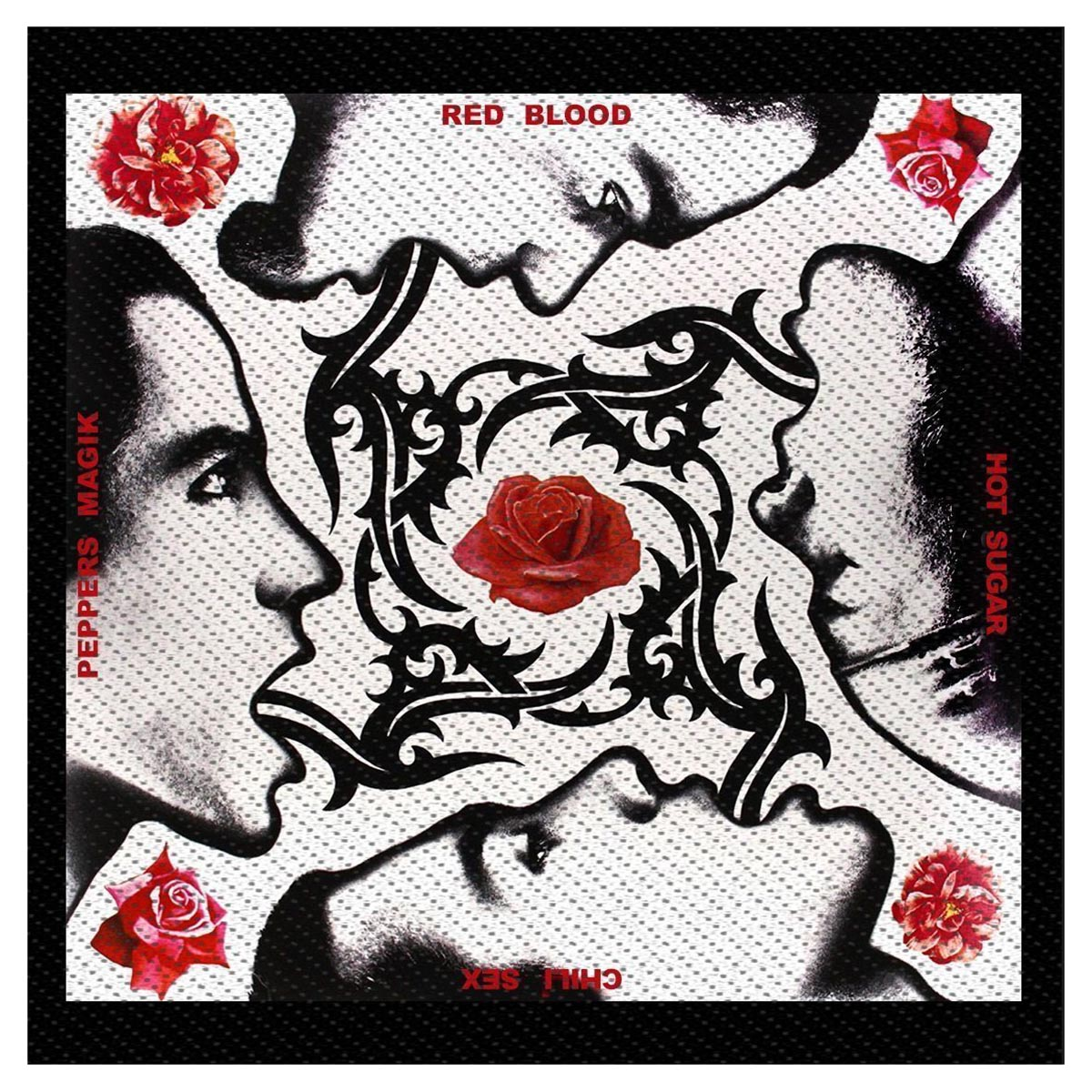 Blood Sugar Sex Magik – Woven Patch - Red Hot Chili Peppers