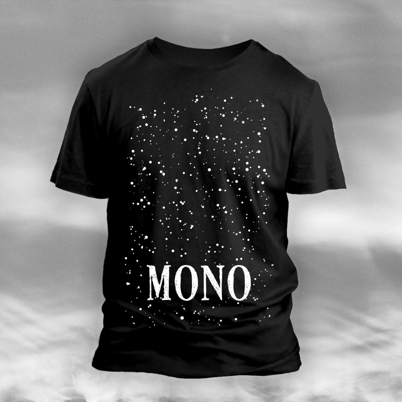 MONO - 'Snow' T-Shirt - MONO
