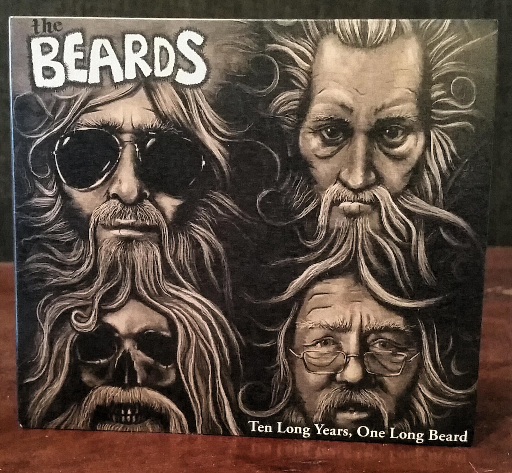 Ten Long Years, One Long Beard - The Beards