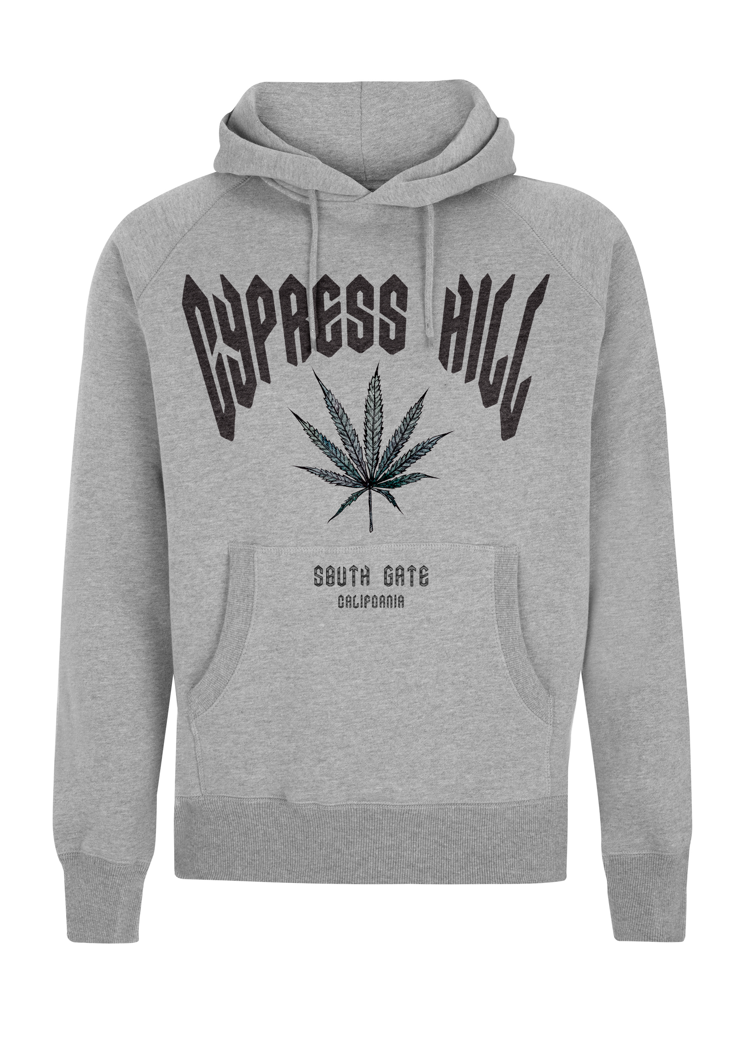 South Gate Grey Pullover Hood - Cypress Hill