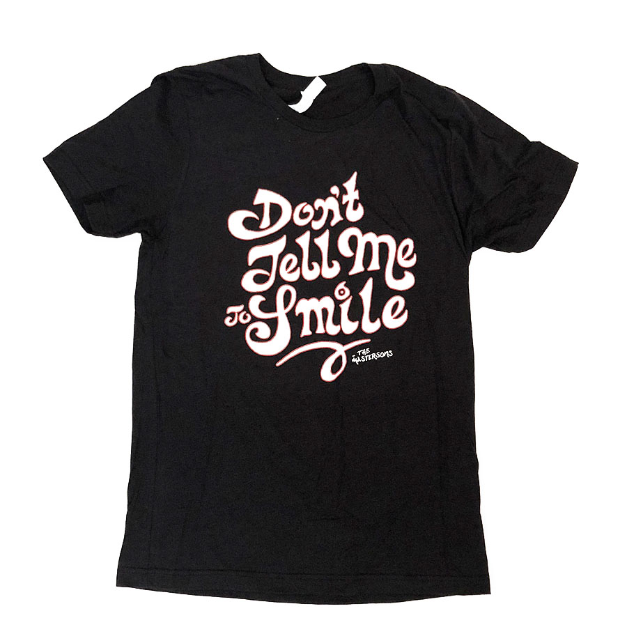 Smile- Unisex Tee - The Mastersons