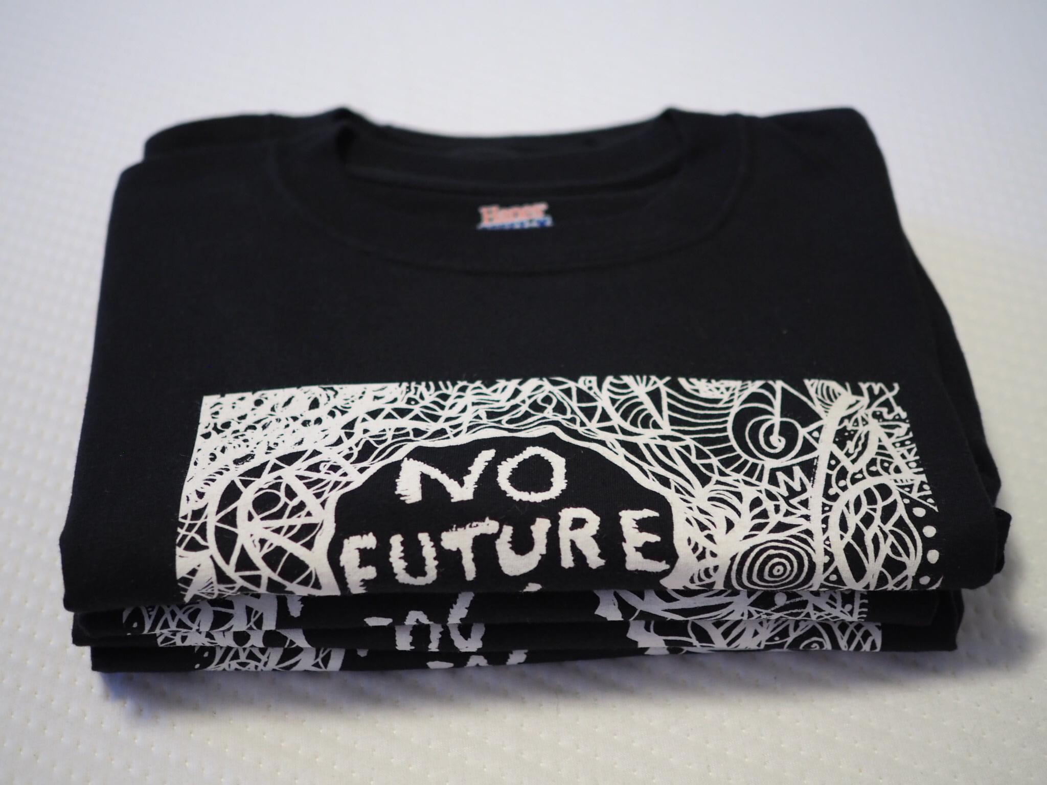 No Future In Our Frontman – T-Shirt - Matthew E. White