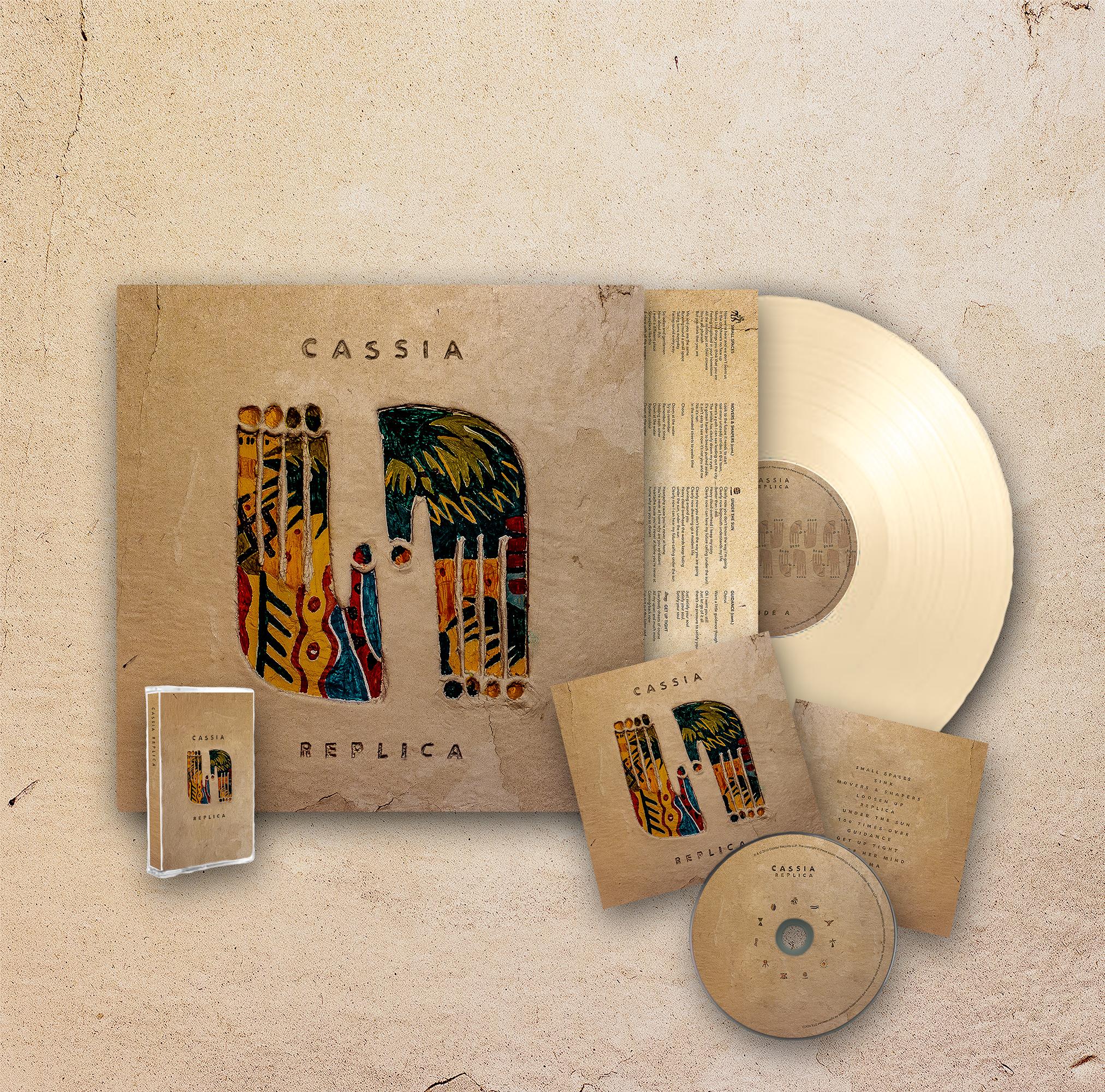 Complete Album Bundle - Cassia
