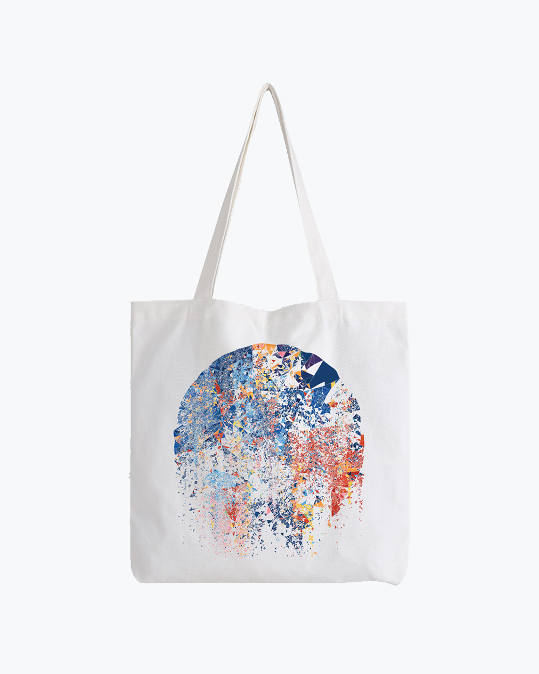 One Hundred Billion Sparks tote bag - Mesh