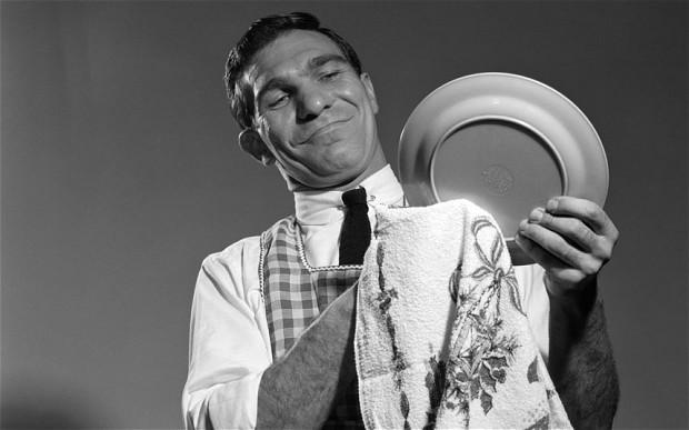 Washing Up - Joshua Kohlmann