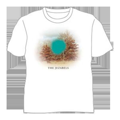 Endless Summer T-Shirt (White) - The Jezabels