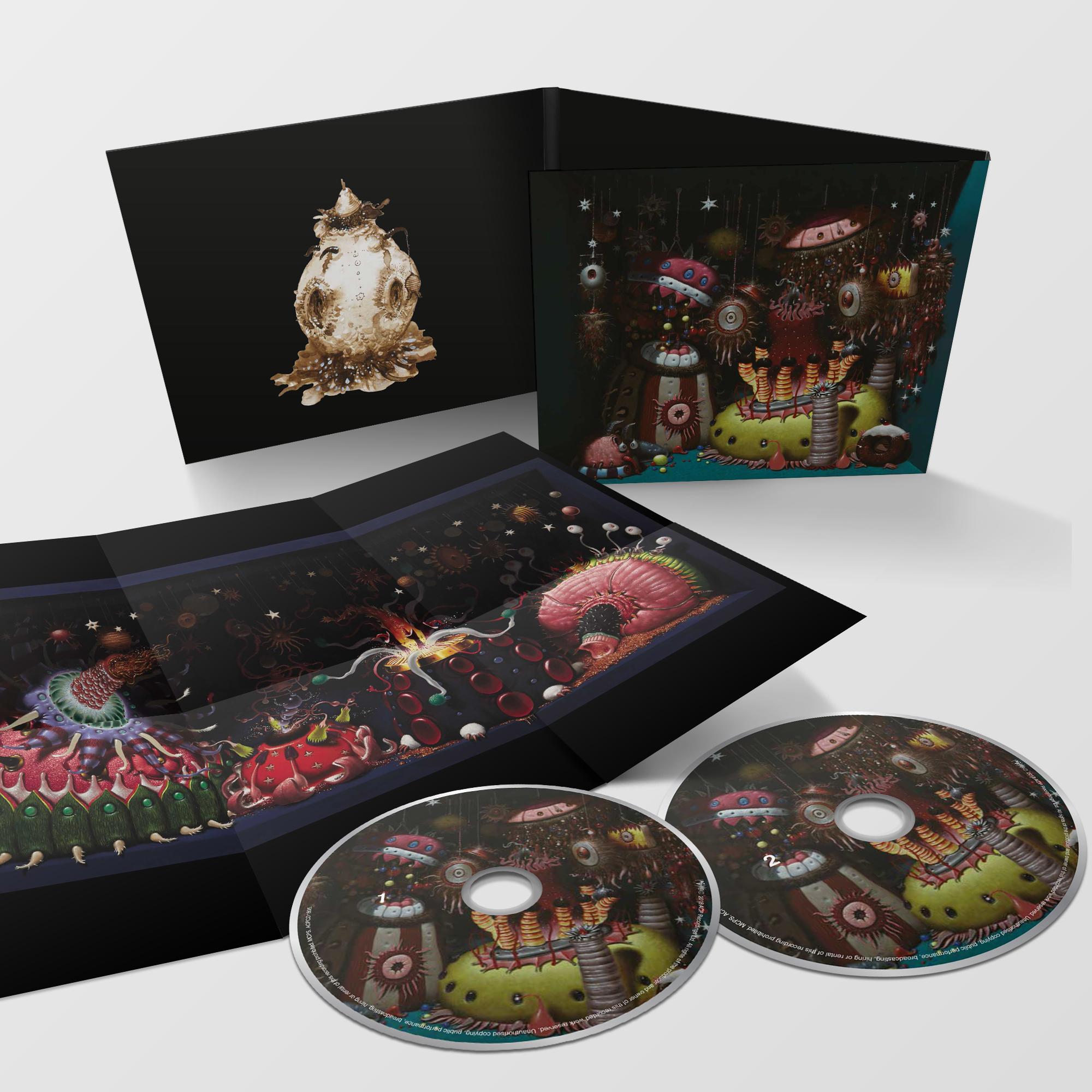 Monsters Exist (Deluxe 2CD) - Orbital