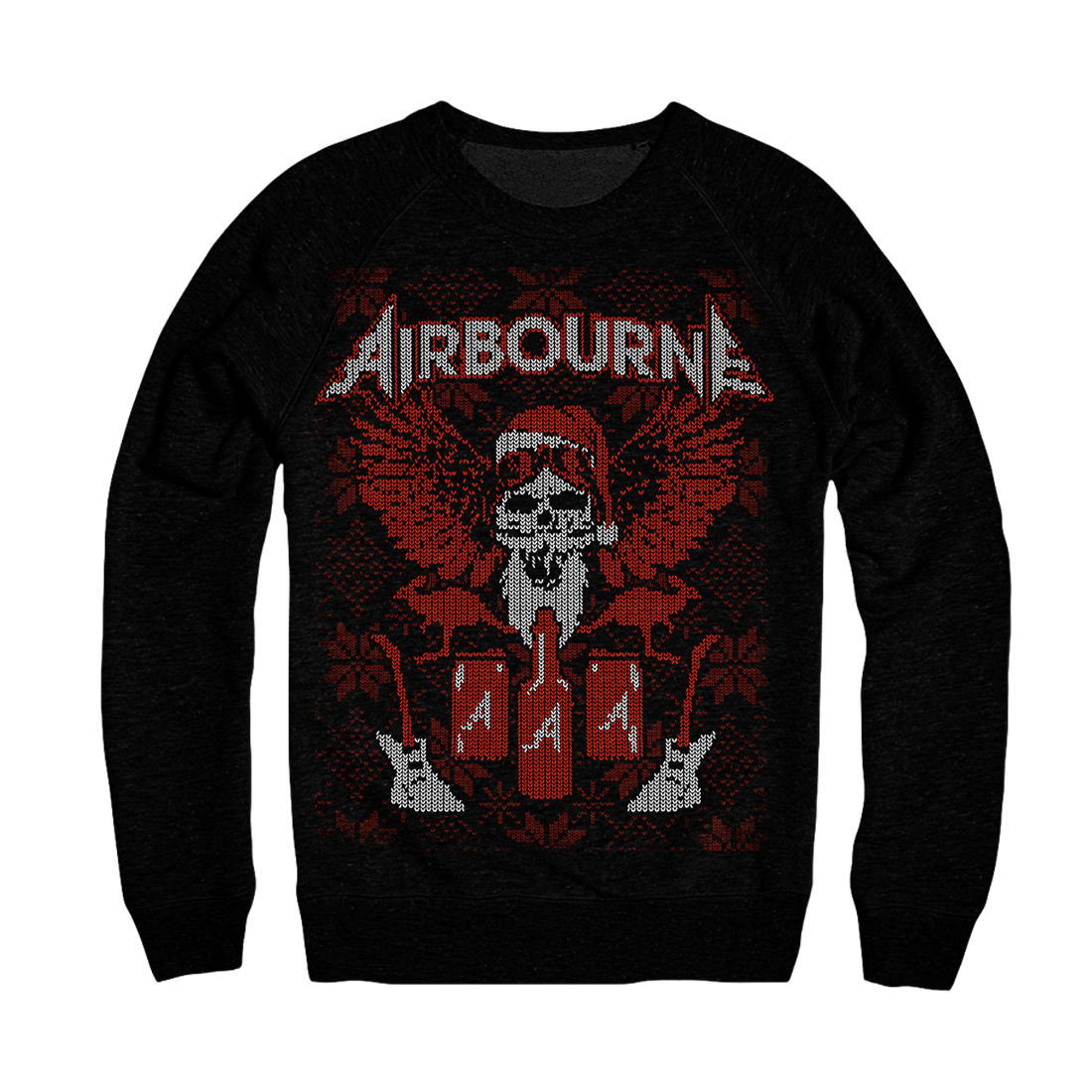 Airbourne - Not Just For Xmas – Sweatshirt - Airbourne