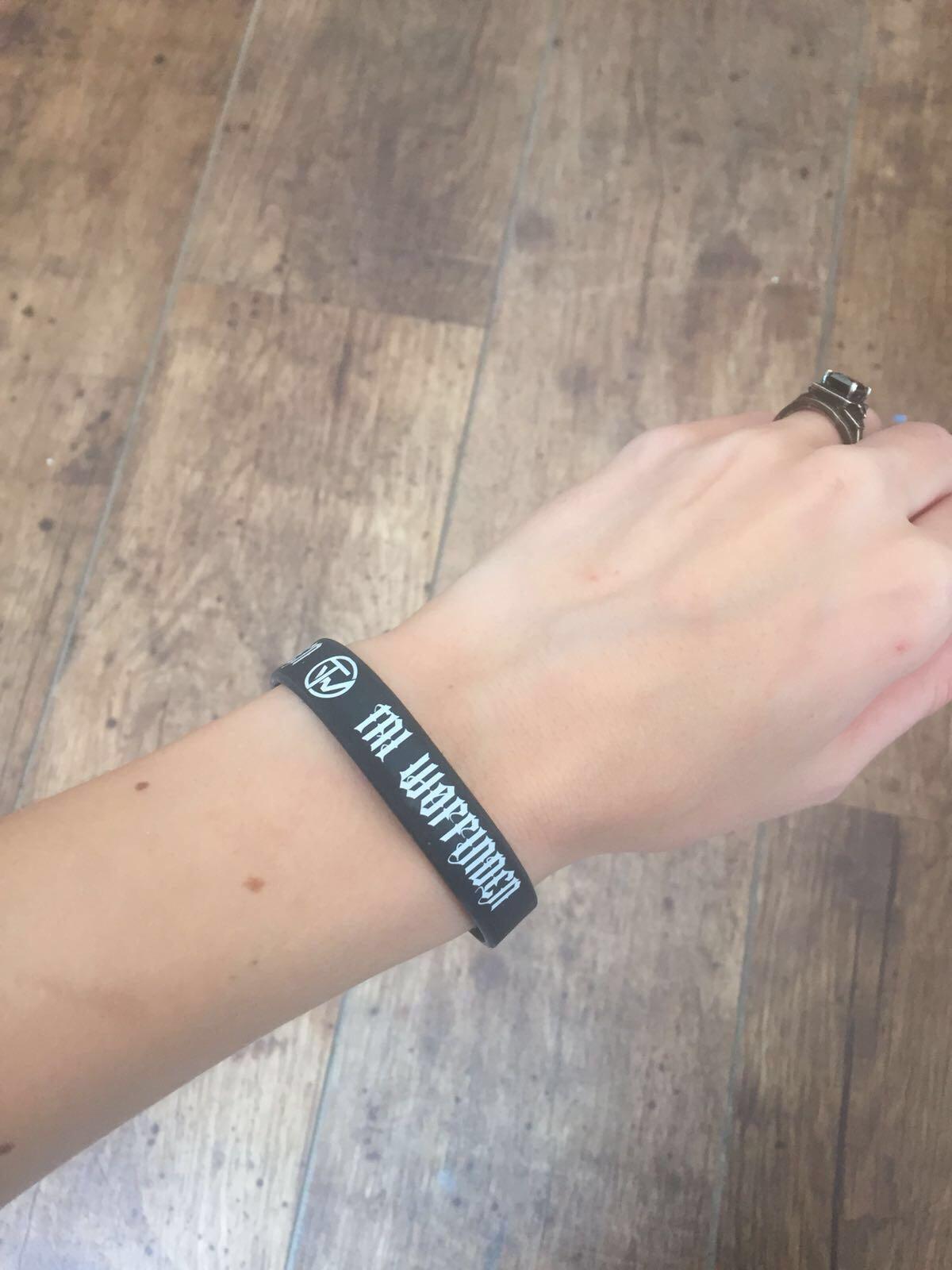 Wristband (Black) - Tai Woffinden