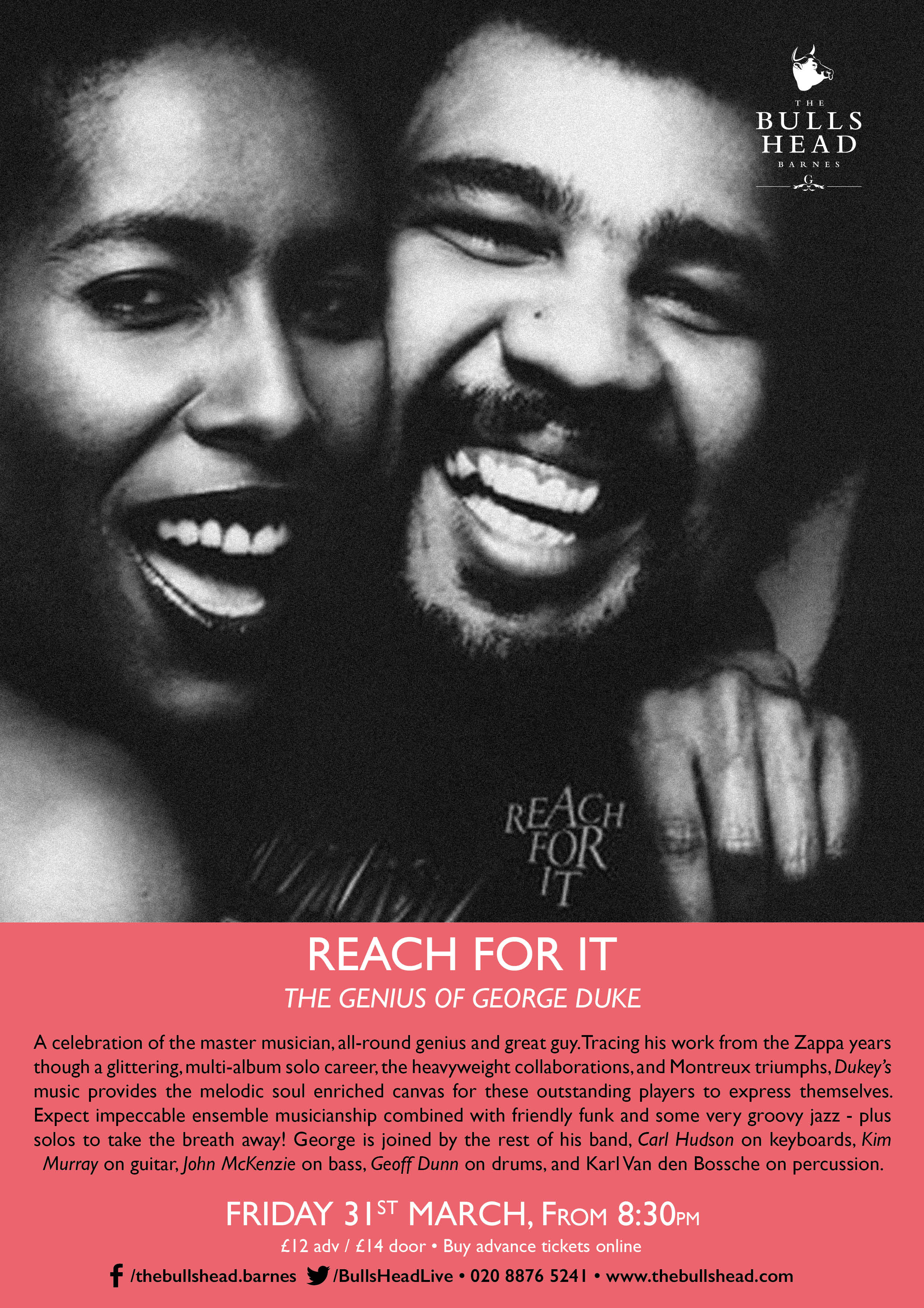 Reach for It - The Genius of George Duke