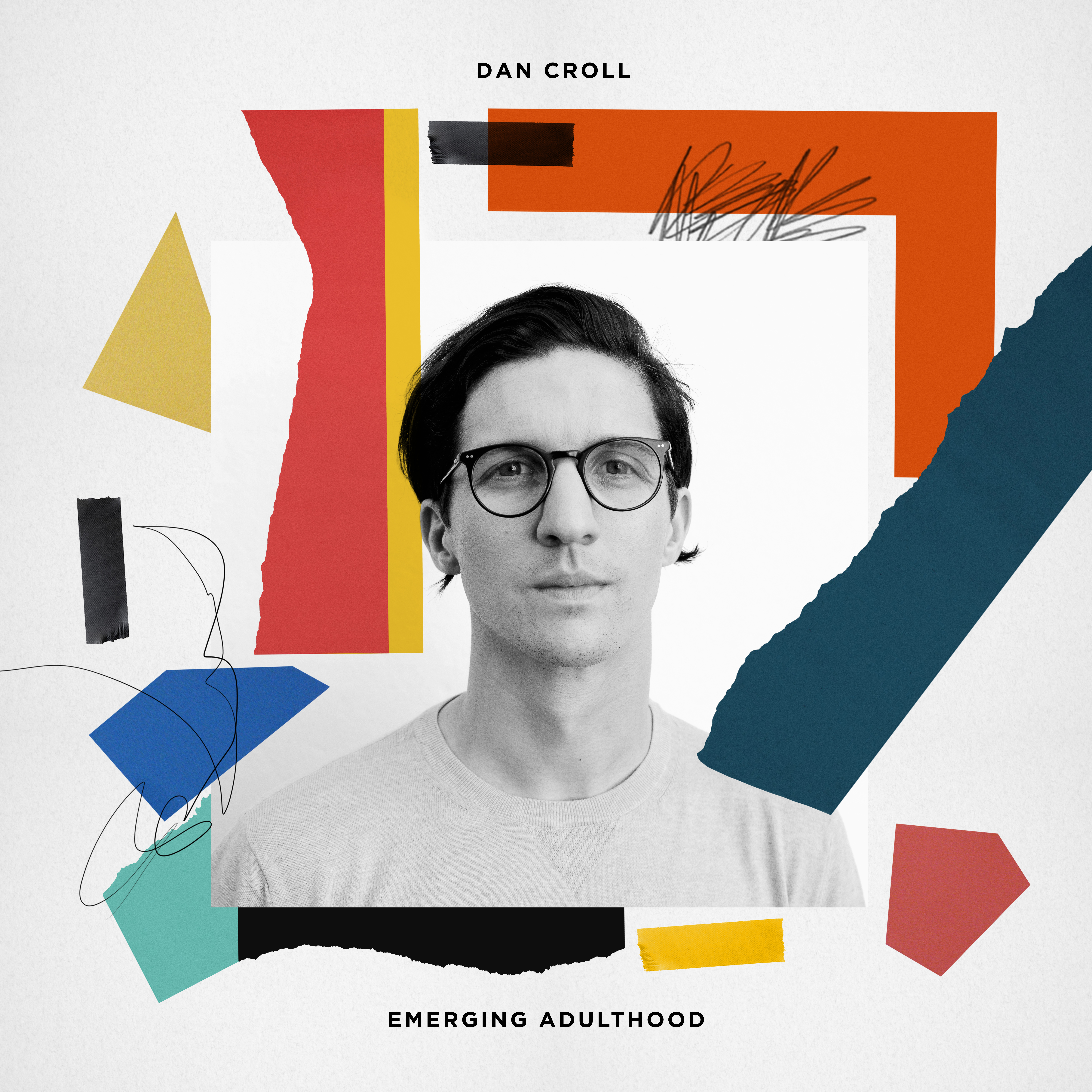 "Emerging Adulthood (12"" Vinyl with Digital Download) - Dan Croll Communion"