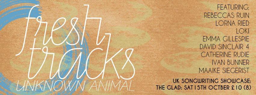 Fresh Tracks - Unknown Animal