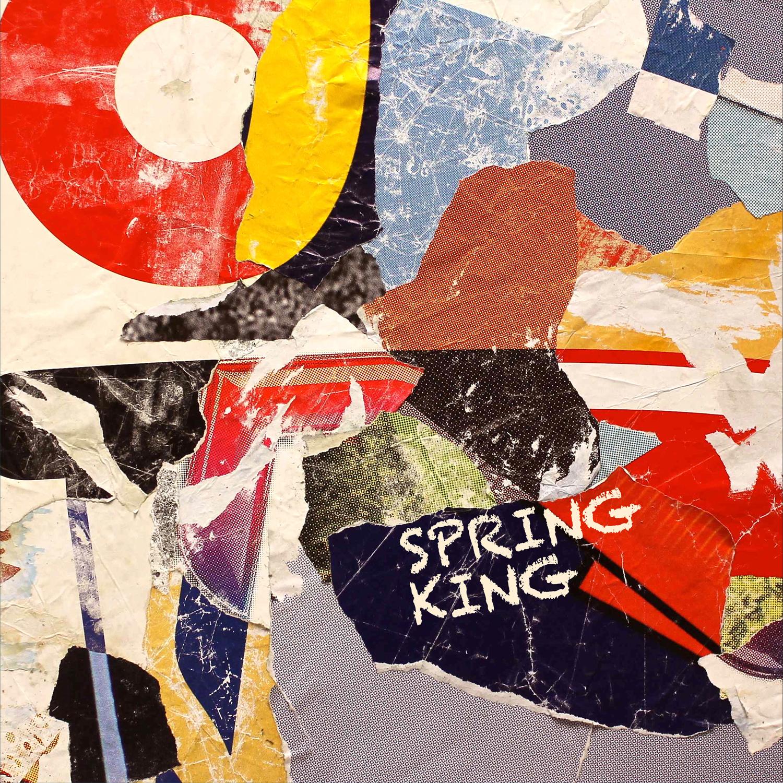 """Spring King - Mumma / Mumma II 7"""" - Spring King"""