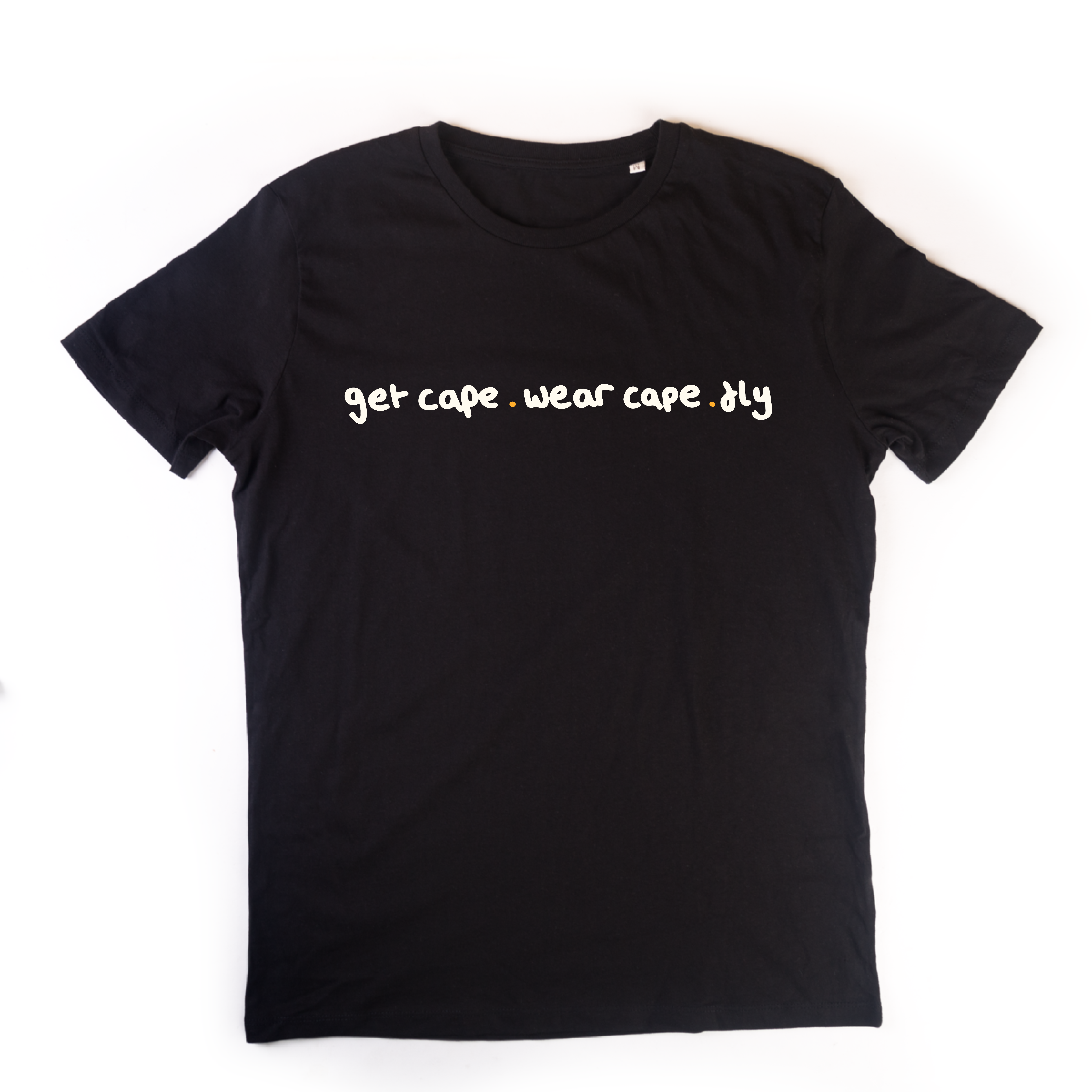Classic Logo T - Get Cape. Wear Cape. Fly