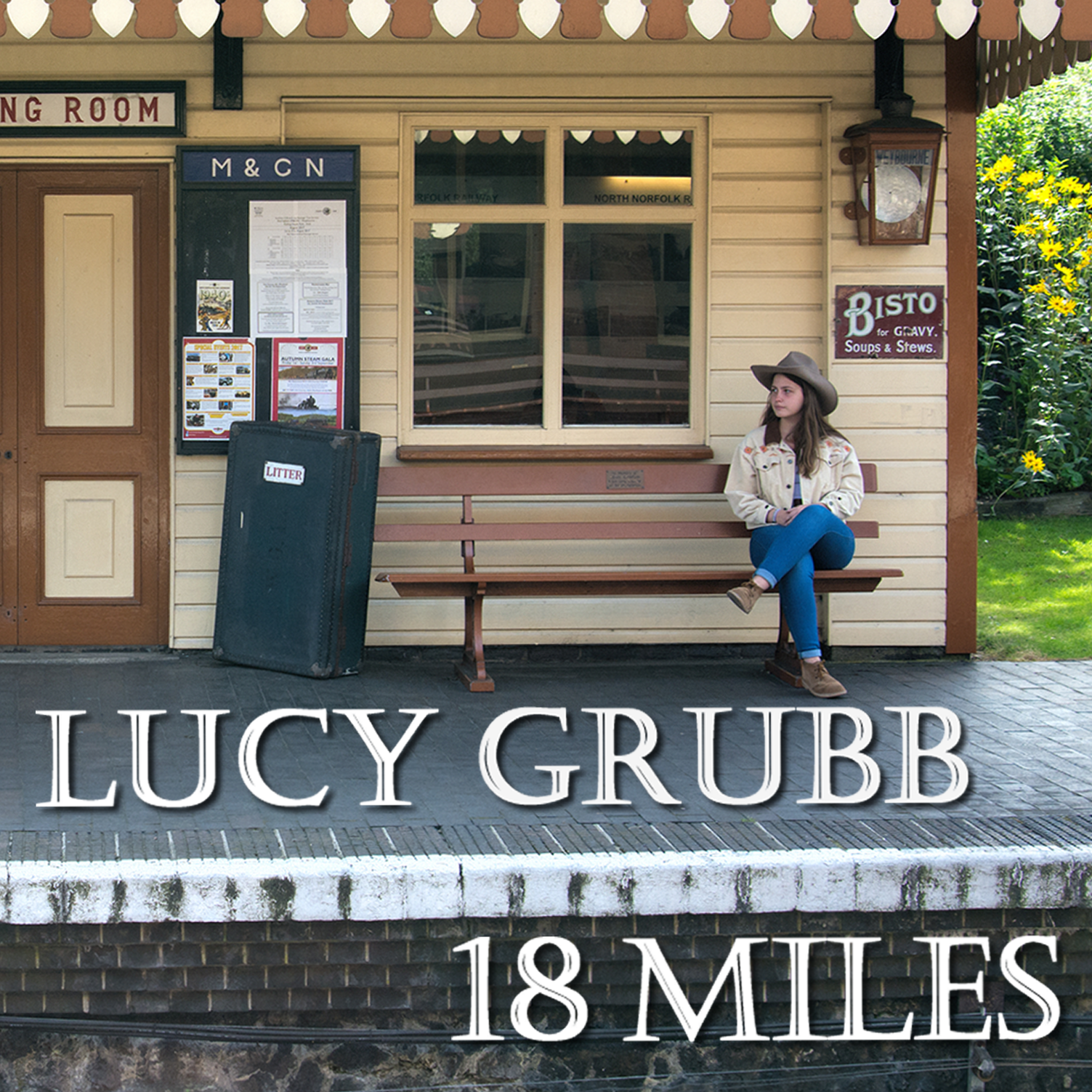 18 Miles - Lucy Grubb