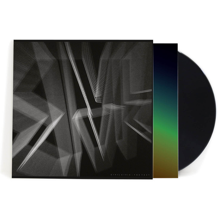 THE TEST (Vinyl) - CIVIL CIVIC