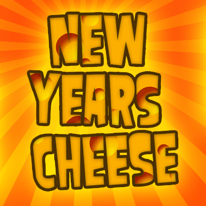 NEW YEARS CHEESE | The BIG CHEESE New Years Eve Party 2015