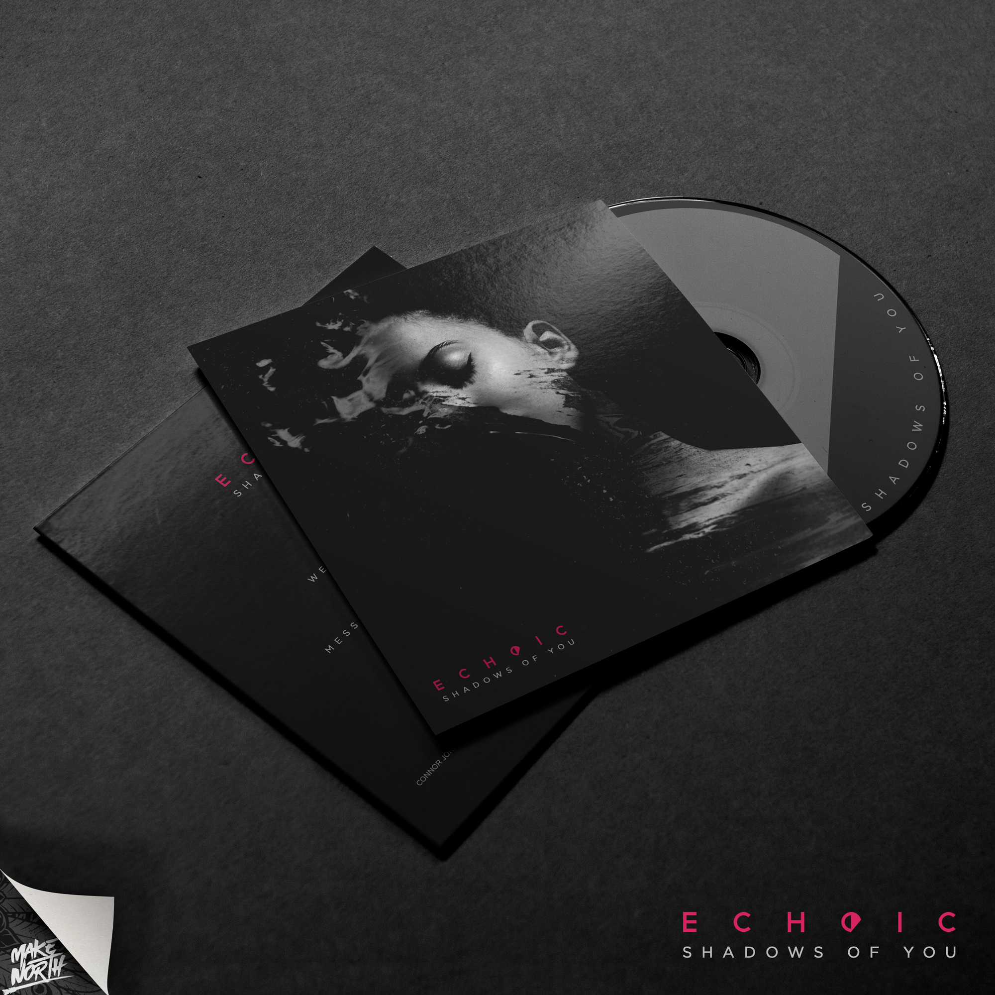 Shadows of You EP (Physical CD) - Echoic