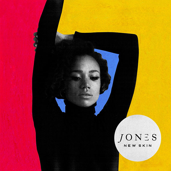 New Skin CD (Signed or Unsigned) - JONES