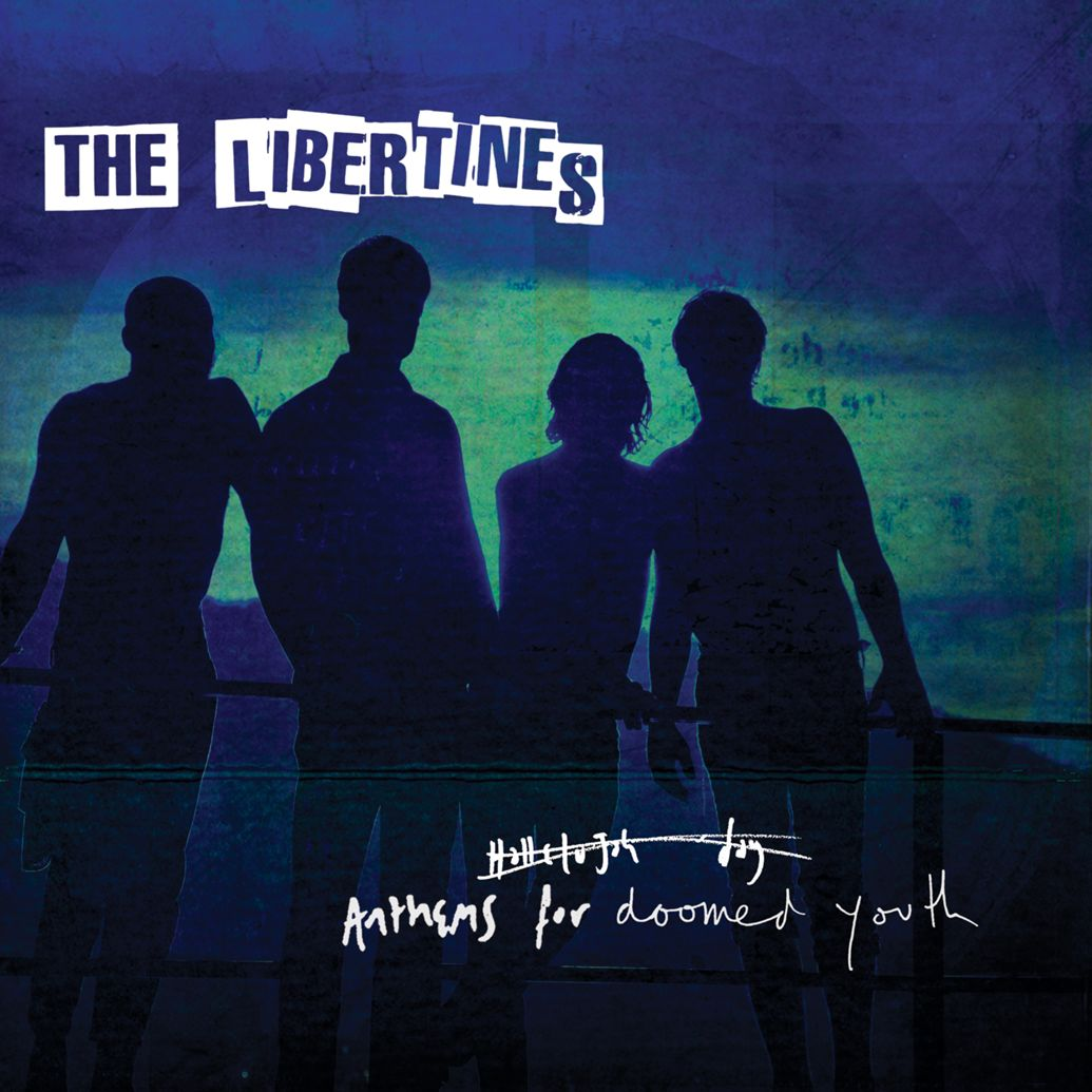 Anthems for Doomed Youth (CD) - The Libertines