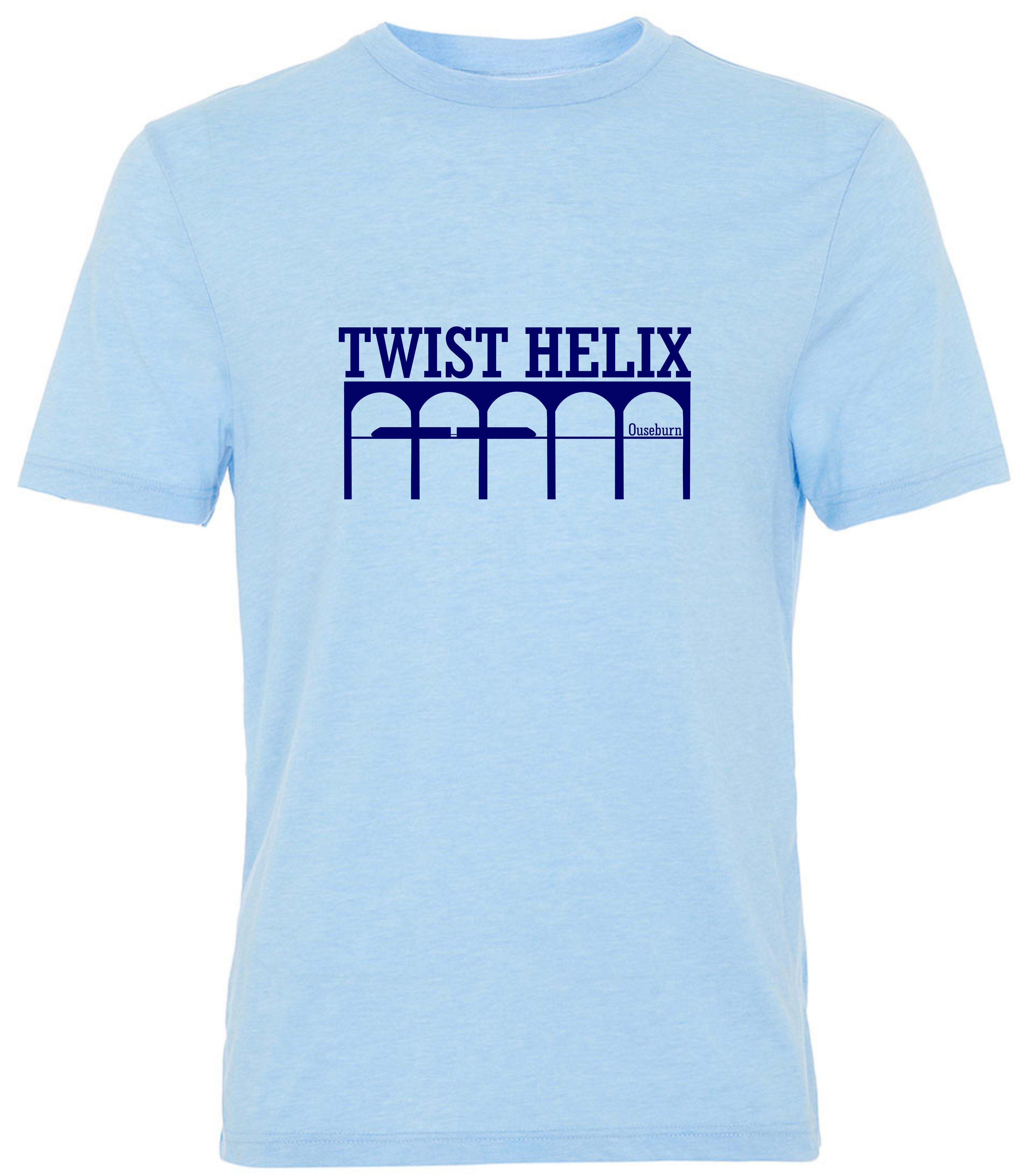BYKER BRIDGE (Ouseburn) Blue - SOLD OUT - Twist Helix