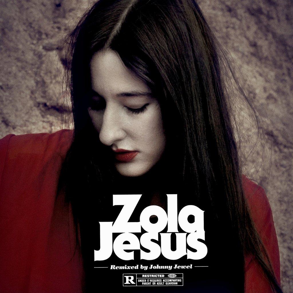 """""""Wiseblood"""" (Johnny Jewel Remixes) 12"""" EP - Zola Jesus"""