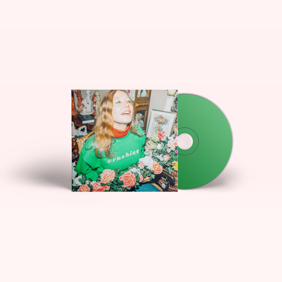 Crushing - CD - Julia Jacklin