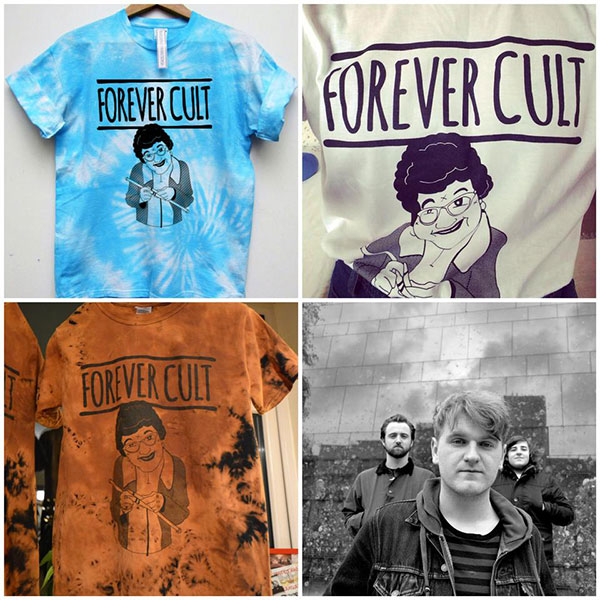 Forever Cult 'Gran' T-Shirt - Clue Records