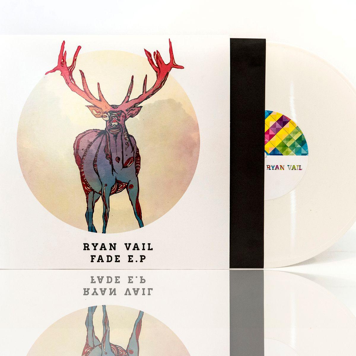Fade EP Vinyl - Quiet Arch