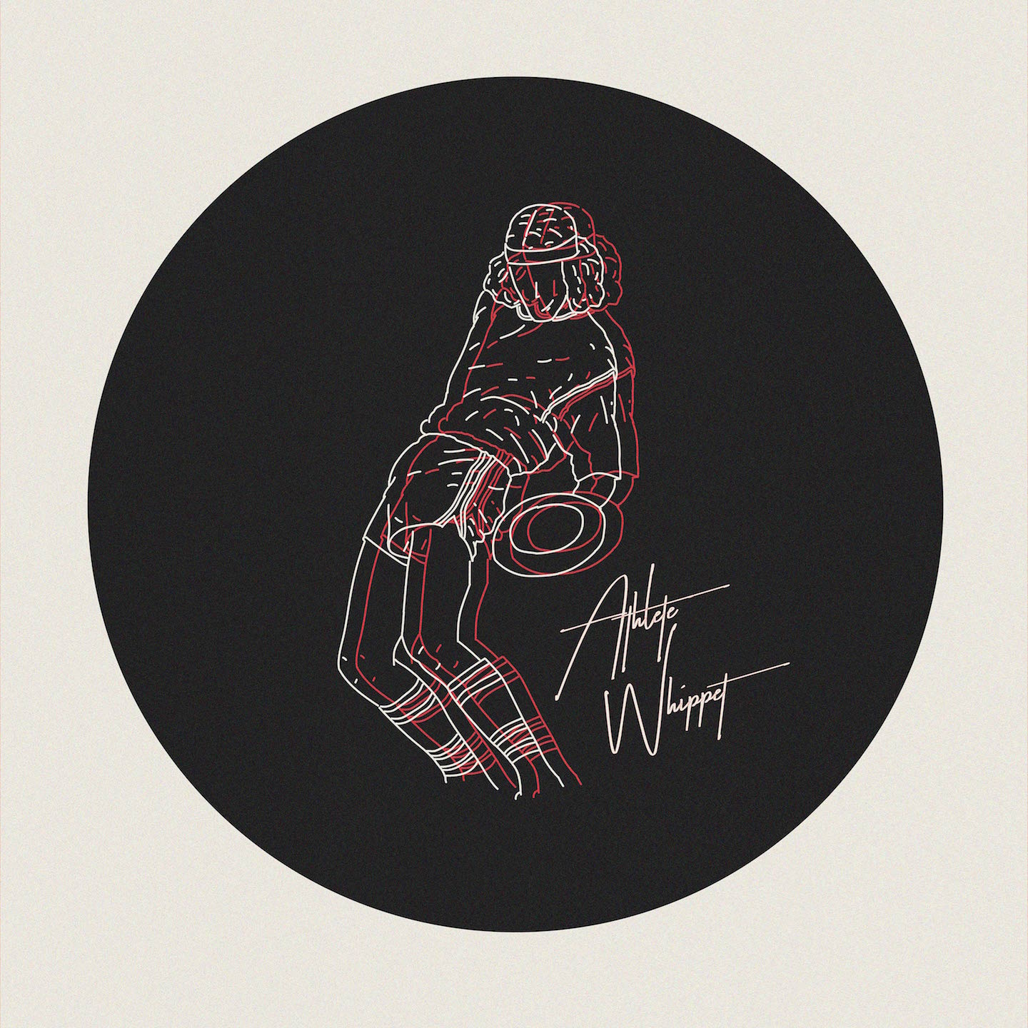 Athlete Whippet - Hands Only EP [Digital] - squareglass