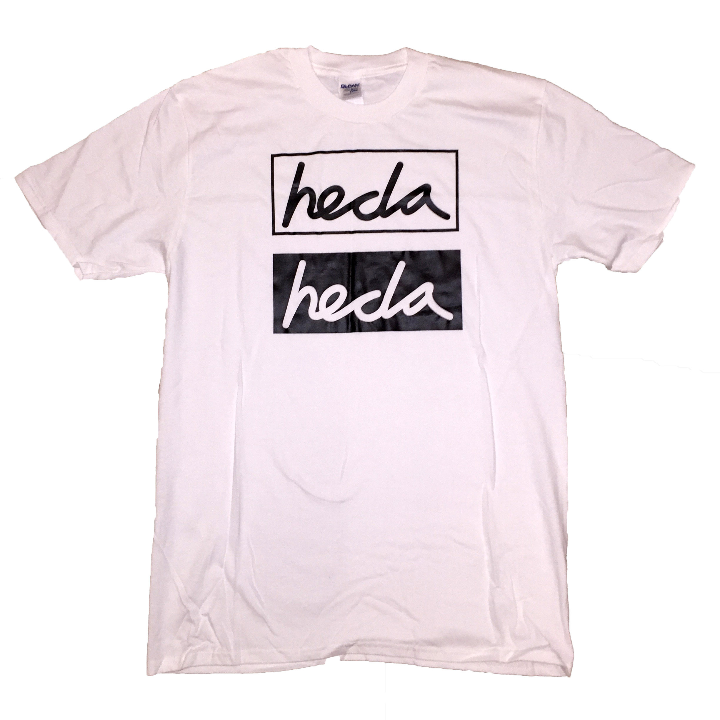 Box T - WHITE - Hecla Clothing