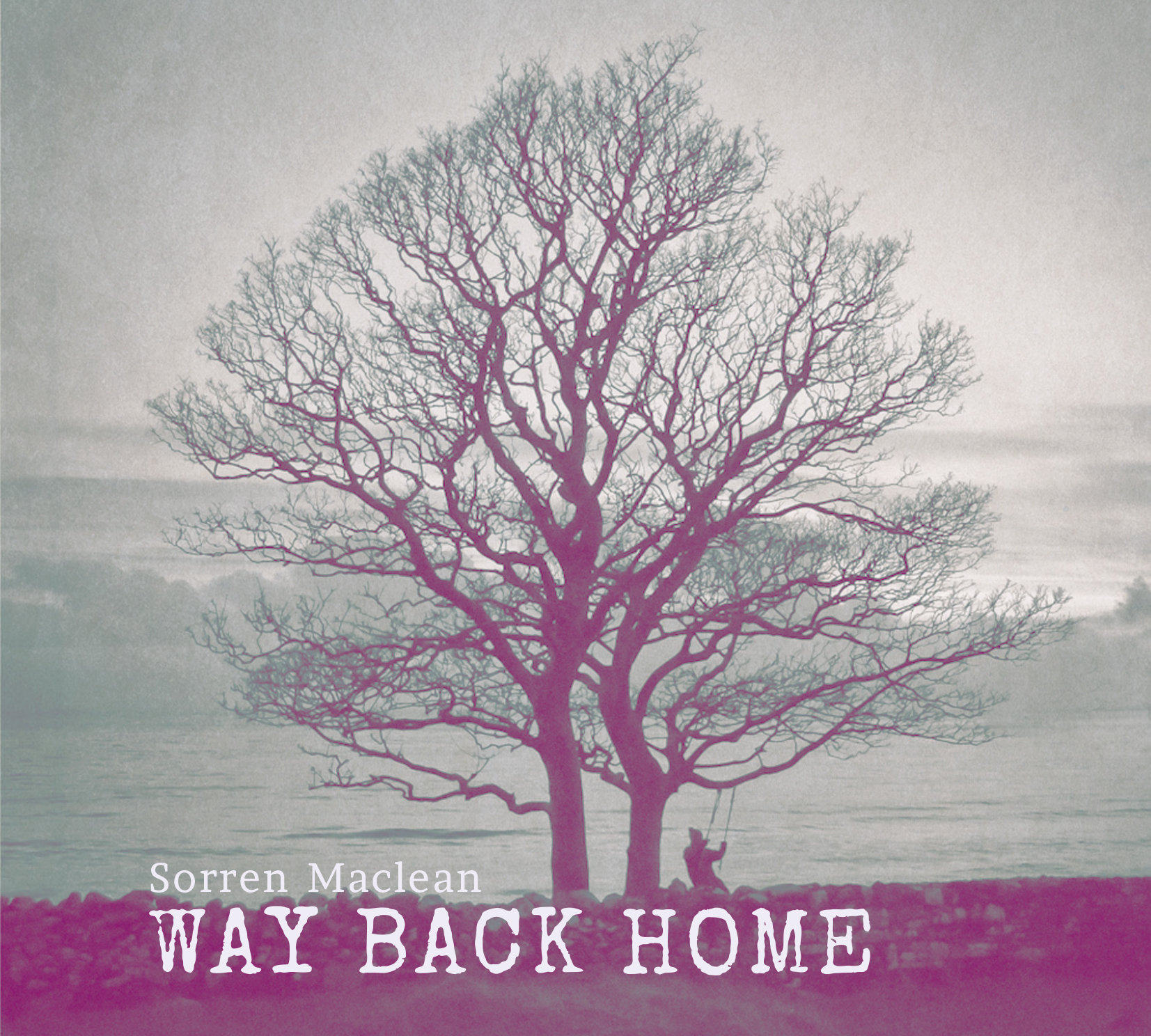 Sorren Maclean - Way Back Home EP - Middle of Nowhere Recordings