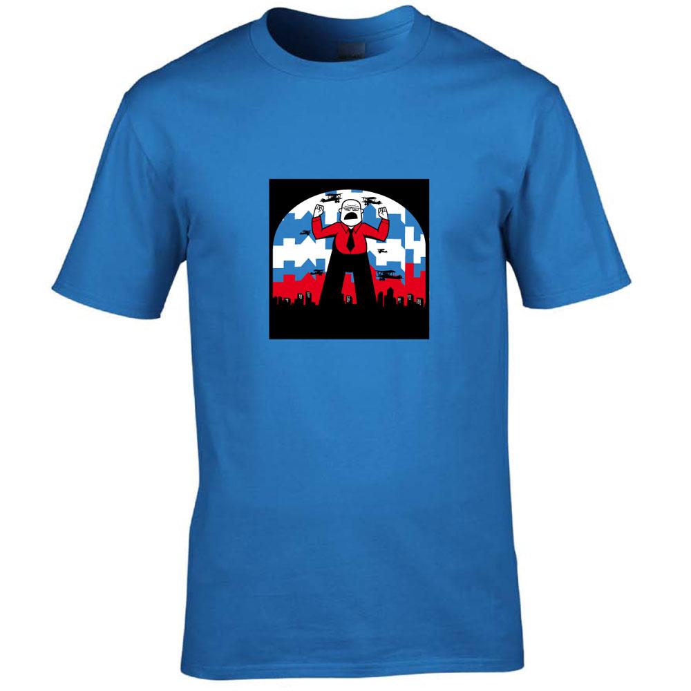 TTL Mr. A T-Shirt - The Hoosiers