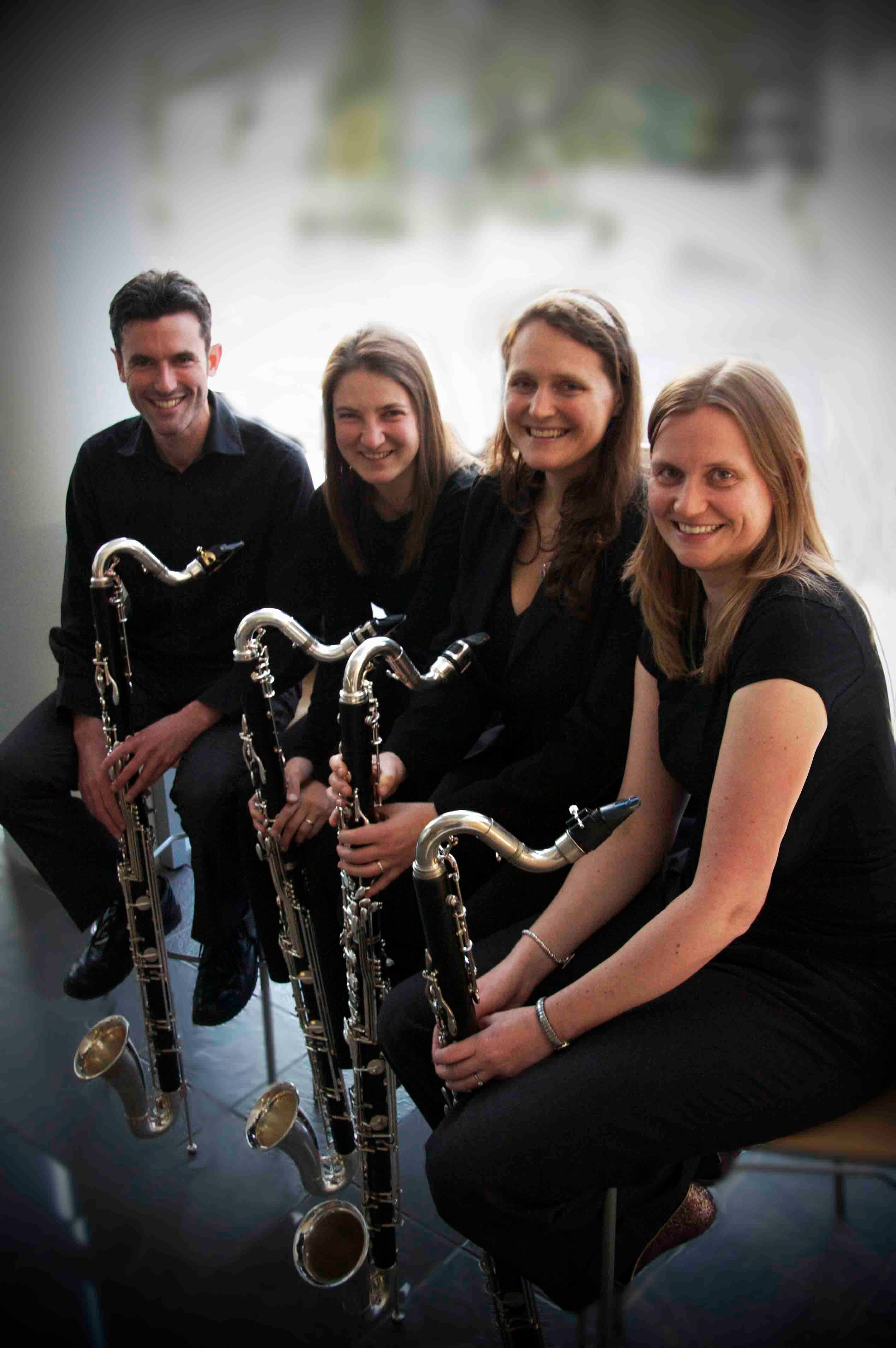 Celtic Connections: The Scottish Clarinet Quartet with Ros Dunlop