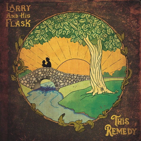 Larry And His Flask 'This Remedy' CD & LP - Xtra Mile Recordings
