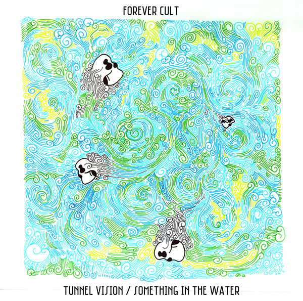 FOREVER CULT - TUNNEL VISION [DOWNLOAD] - Clue Records