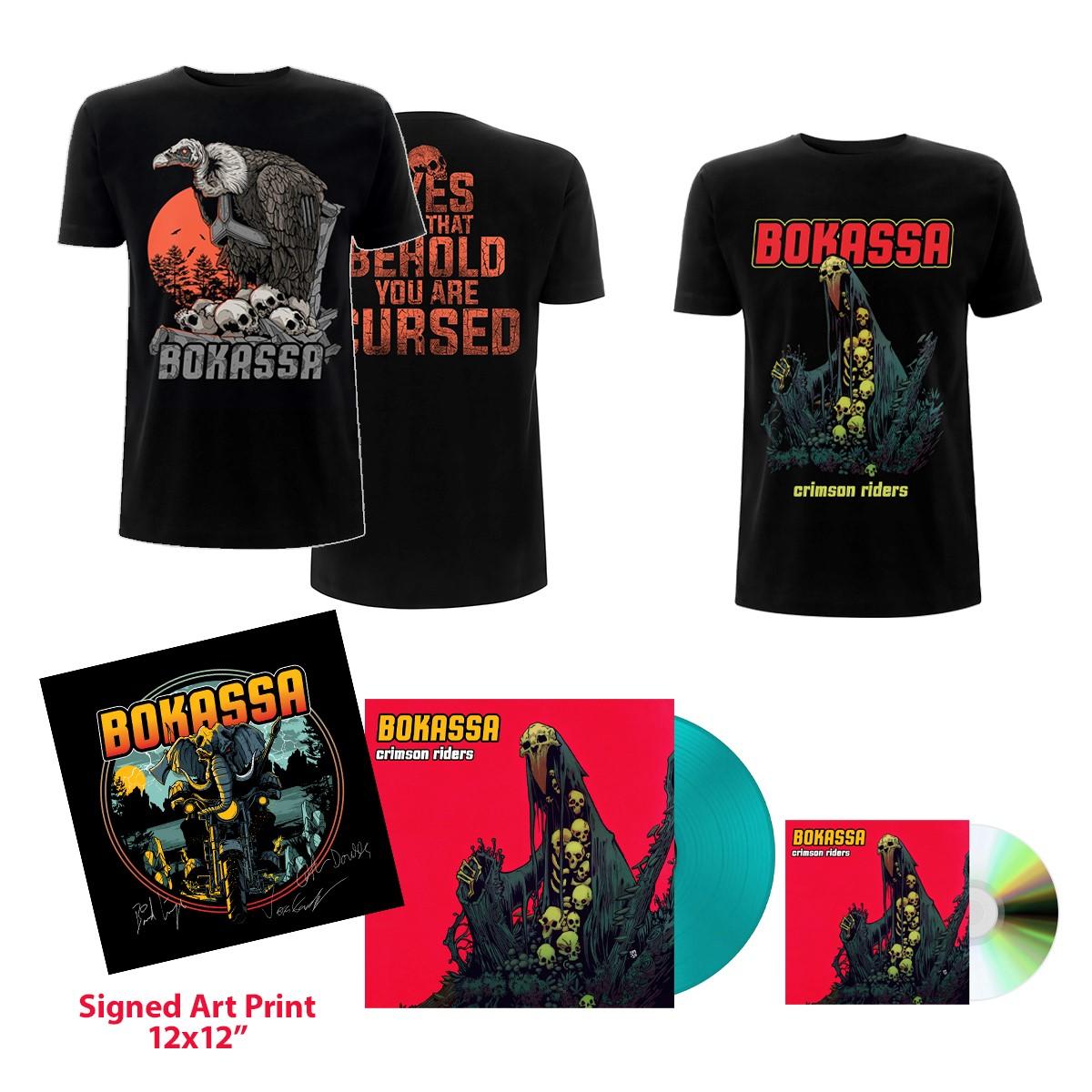 Crimson Riders Bundle Option 1 - Bokassa