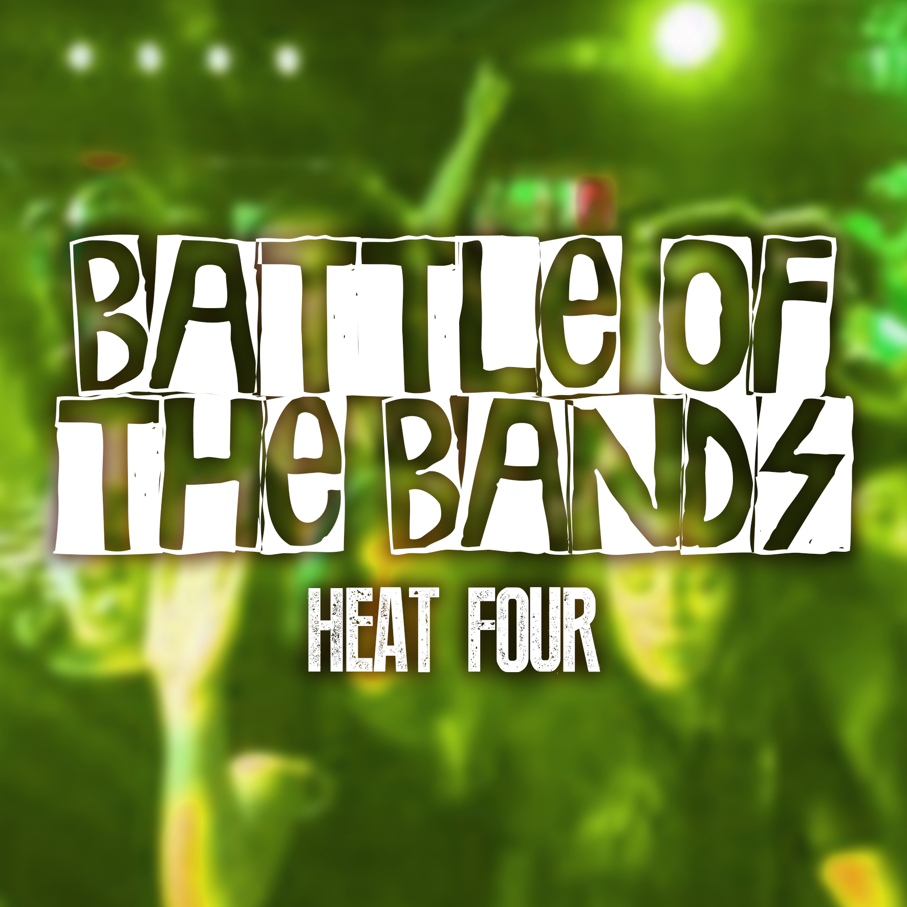 BATTLE OF THE BANDS Heat 4 - UK:ID / BADOW / SWITCH VIOLET / LESSER KNOWN CHARACTER