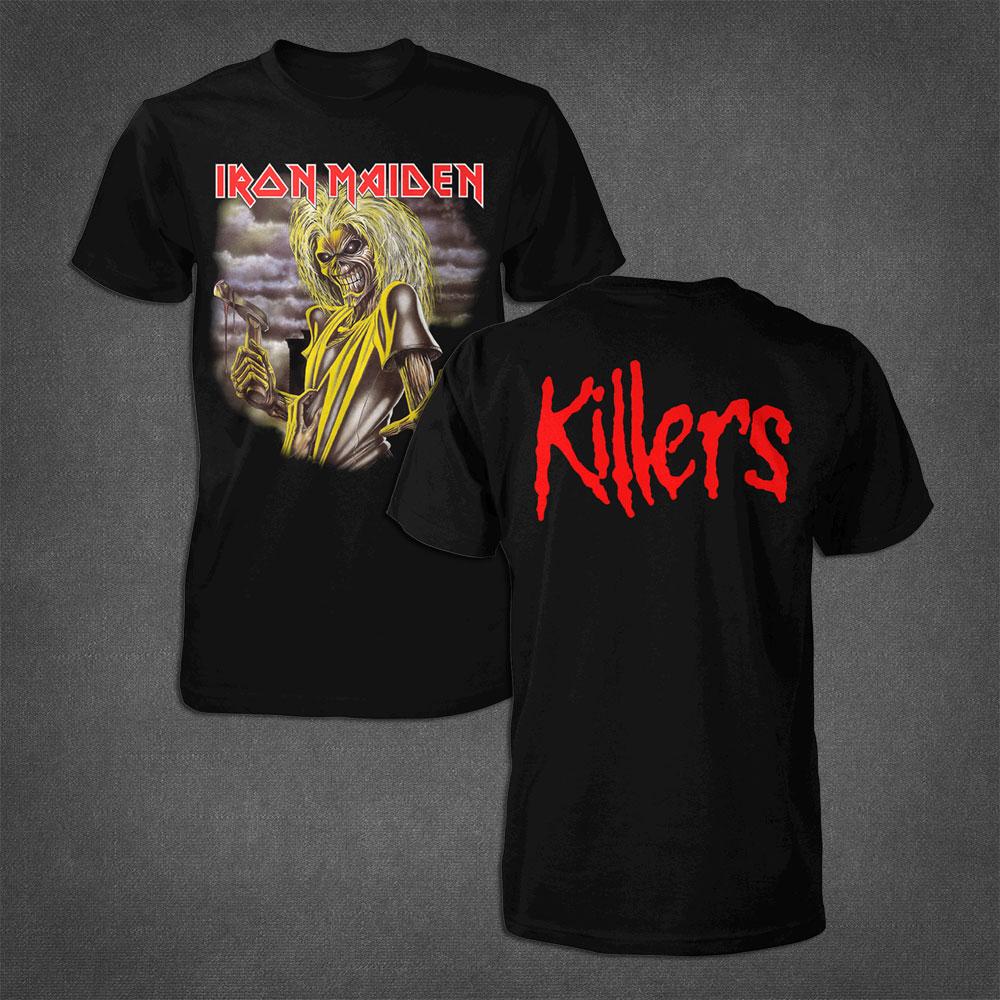 Killers Tee - Iron Maiden [Global USA]