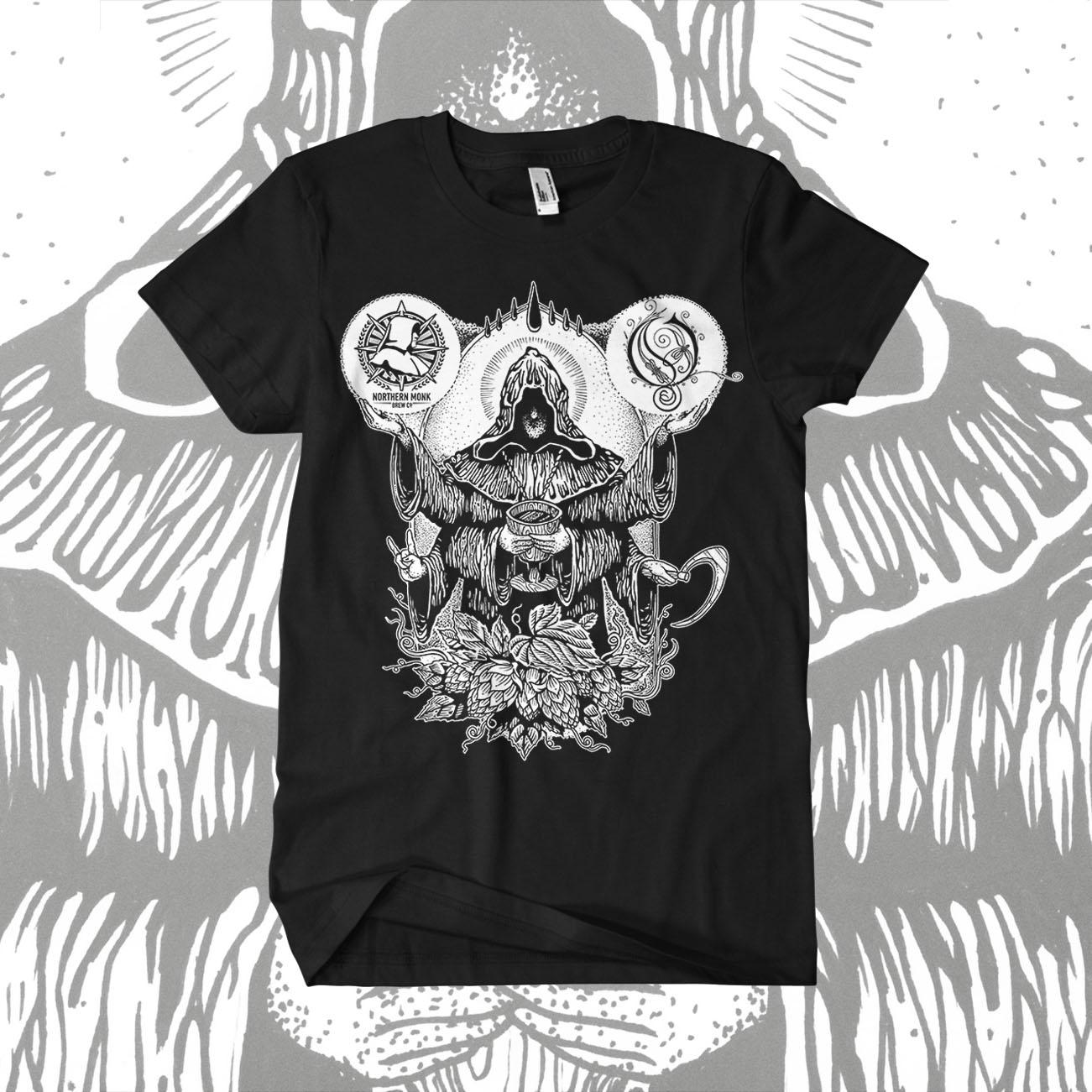 Opeth - Northern Monk T-Shirt - Opeth