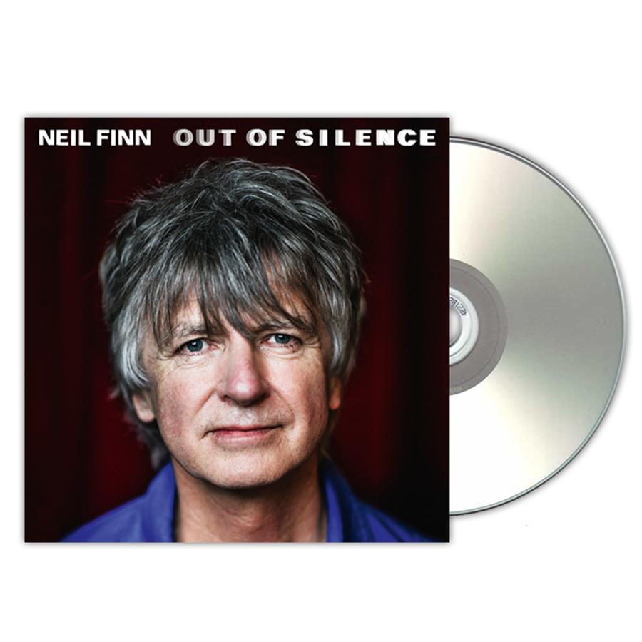 Out Of Silence - CD - Neil Finn (US)
